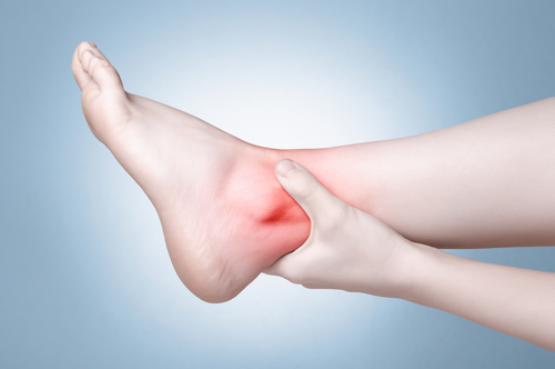 chiropractic ankle pain
