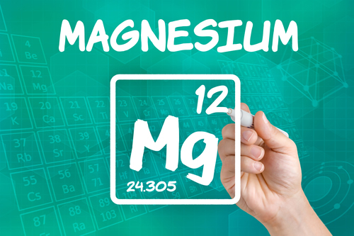magnesium sore muscles