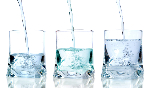 water spinal health