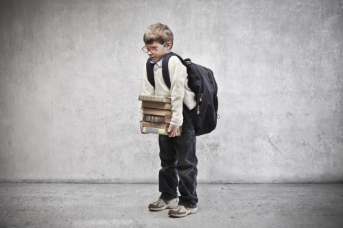 heavy backpacks and chiropractic