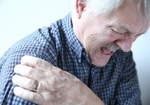 chiropractic frozen shoulder syndrome