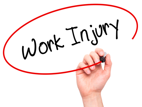 Image result for work injury
