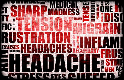 chiropractic tension headache