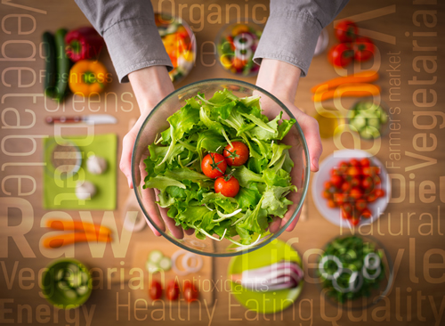 chiropractic organic food