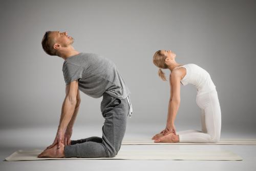 chiropractic yoga