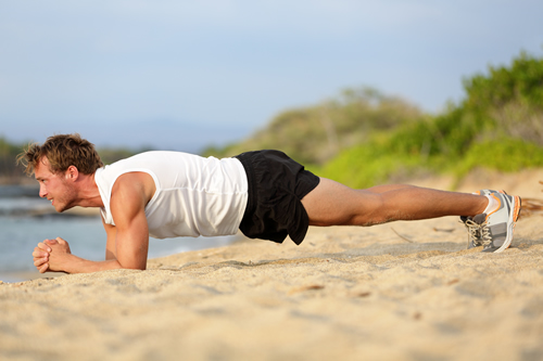 core strength and chiropractic