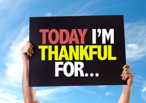 thankful benefits and chiropractic