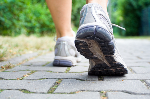 walking health benefits and chiropractic