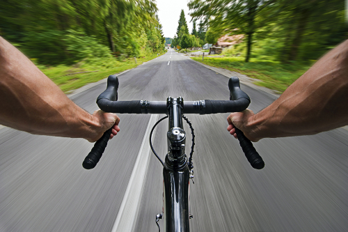 cyclists and chiropractic