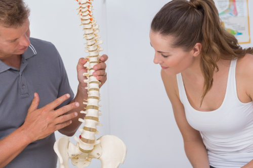 spinal abnormalities and chiropractic
