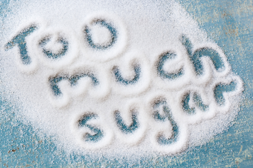 sugar is detrimental to your health