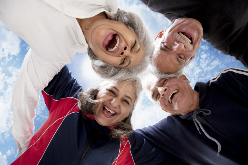 senior citizens and chiropractic