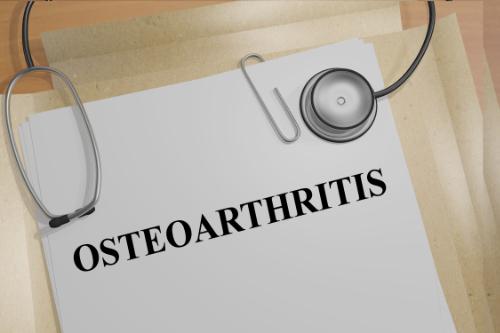 osteoarthritis and chiropractic